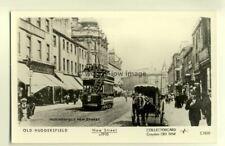 pp1310 - Huddersfield - New Street - c1910 - Pamlin postcard