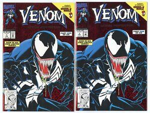 Venom: Lethal Protector #1 (5 copies)  avg. NM/MT 9.8  Marvel  1993  C  No Resv