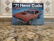 Vintage Monogram Model Car Kit #2292 '71 Hemi Cuda