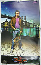 NITF! ☆ NIKE Poster ☆  John McEnroe ☆ Brooklyn Bridge ☆ WTC Twin Towers BIG PICS