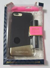 Dabney Lee iPhone 7 Plus Case & 2,500 Mah Power Bank - Black/Gold