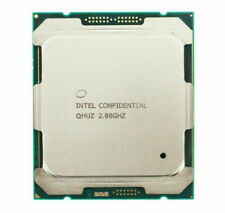 Intel E5-2698 V4 ES QHUZ 20 core 40 T 2.0 GHz LGA2011 CPU Processor