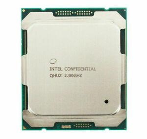 Intel E5-2698 V4 ES QHUZ 20 core 40 T 2.0 GHz LGA2011 CPU Processor read descrip