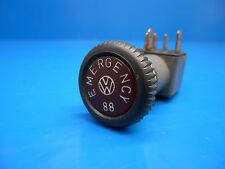 Porsche 914 (1970-1976) OEM Emergency Hazard Switch with VW Logo Knob 411953235B