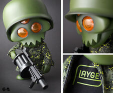 Ferg Tongueless Gohst S001 Playge Squadt 6 inch ThreeZero Fort Burnout - Jngl