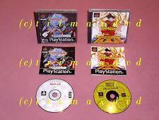 PS1 _ Beyblade Let It Rip! & Dragon Ball Z Ultimate Battle 22 _ Erstausgaben
