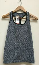 NEW LADIES M&S MARKS & SPENCER ACTIVE SPORTS WEAR FITNESS VEST TOP SMALL BNWT