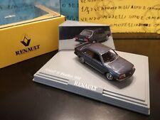 1/43 NOREV Renault R18 R 18 Turbo 1982 - 7711224122 - 511810 in PROMO BOX blue