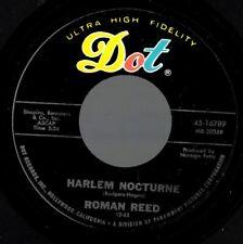 Roman Reed  Harlem Nocturne   Northern soul Popcorn  MINT-