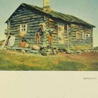 Suomi / Finland in the 1930s German Agfacolor Photobook - Scandinavia Lapland +