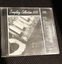 Masterbits Sampling Collection 600 - Sample CD (1990)