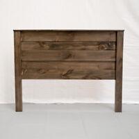 Rustic Farmhouse Headboard - Full / Wood Reclaimed Headboard / Modern / Urban /