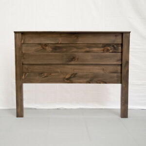 Rustic Farmhouse Headboard - Full / Wood Reclaimed Headboard / Modern / Urban /