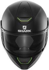 Shark Pulse Skwal - LED LIGHT Street Motorcycle Helmet - Matte Black - X-Large