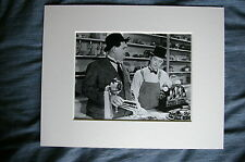 rare laurel & hardy black and white picture photo print photograph movie still