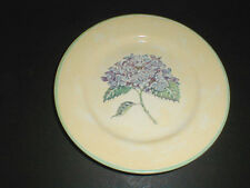 International China Company  #47  Blue/Purple HYDRANGEA Salad Plate/s (loc-H18)