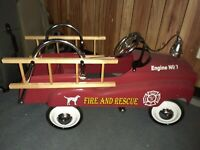 Pacific Cycle Fire Truck Pedal Car (Local Pick Up Only)