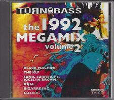 V/a - Turn Up The Bass  The 1992 Megamix Volume 2  cd