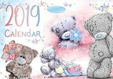 Me To You XCA79001 Tatty Teddy 2019 Family Organiser and Calendar  102209 NEW