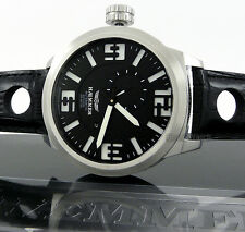 HAEMMER GERMANY MEN WATCH 'LUTOS' AUTOMATIC 50mm JAPAN LIMITED EDITION HM-01