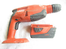 """Hilti TE 2-A18 18V Li-Ion 1/2""""  Cordless Rotary Hammer Drill. With Battery"""