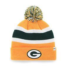 Bridgestone Golf Greenbay Packers NFL Football Beanie Cap Stocking Ski Hat NEW!