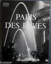 IZIS BIDERMANAS - Paris des Rêves - Guilde du Livre Lausanne 1950 Photographie 2