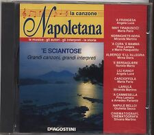 La canzone Napoletana - ANGELA LUCE  MARIA PARIS MIRNA DORIS GIULIETTA SACCO CD