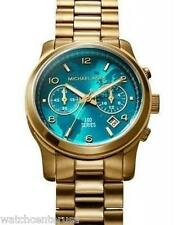 Michael Kors MK5815 Women's Stop Hunger Limited Edition Gold Chrono Watch