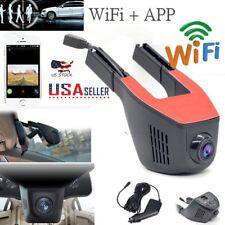 HD 1080P Hidden Wifi Car DVR Vehicle Camera Video Recorder Dash Cam G-Sensor USA