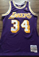 Shaquille O'Neal NBA Trikot, Jersey, Mitchell & Ness,Swingman,Basketballtrikot