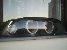 NEU BMW E39 Streuscheibe Scheinwerferscheibe LED Facelift Angel Eyes