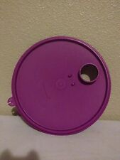 New Tupperware Bucket Replacement Seal 5qt Purple #565-II