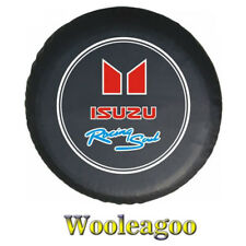 """For ISUZU 16"""" Heavy Duty Spare Tire Cover Spare Wheel Covers Soft Bag Protector"""