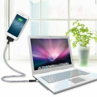 Stand Up Cable Flexible Charging Holder Lazy Phone Data Usb New Shipping Charger