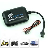 Car Global Locator Real time GPS GSM GPRS Tracker Tracking Anti-theft Device