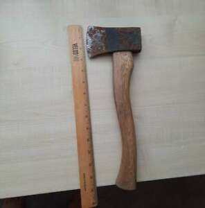 Vintage Hand Axe/ Camping Hatchet