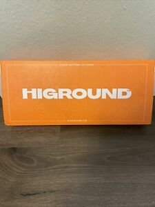 Higround IP Banned 1 Keyboard ComplexCon Exclusive Rare In Hand