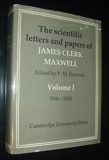 MAXWELL Scientific Letter Paper v1 HC Cambridge Newton Einstein electromagnetic