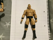 MATTEL WWE BROCK LESNAR WRESTLEMANIA FLASHBACK ELITE FIGURE (GOOD CONDITION)