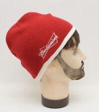 Super Bowl XLIII Budweiser Red Toque Cap Hat Promotion