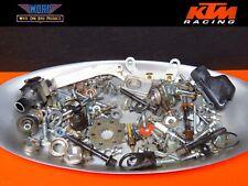 1995 KTM 400 RXC 620 350 LC4 Hardware Case Saver Front Sprocket Cylinder Bolts