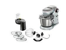 Bosch MUM9D64S11 OptiMUM Küchenmaschine Durchlaufschnitzler Patisserie-Set 1400W