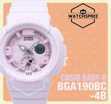 Casio Baby-G New Beach Traveler Series Watch BGA190BC-4B AU FAST & FREE*
