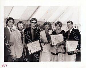 Rodney Crowell Rosanne Cash   VINTAGE 8x10 Press Photo Country Music 3