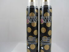 2 PACK- SWEET & SEXY DIAMOND BLACK BRONZER TANNING LOTION by SUPRE
