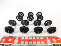CA694-0,5# 7x LGB/Lehmann ? Spur G/IIm Radsatz mit Speichenräder, NEUW