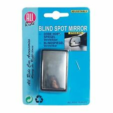 Grand angle réglable voiture fourgon Blind Spot Miroir Aile miroirs tous ride uk