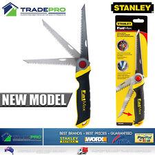 Stanley Fatmax Jab Saw Folding PRO Wallboard Gyprock Drywall & Plaster Board Cut