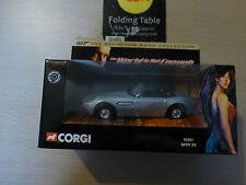 Corgi The World is not Enough BMW Z8 Car